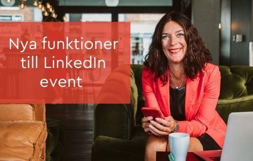 event LinkedIn