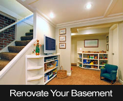 7 Simple Steps To Finish Your Basement This Holiday Weekend