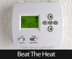 Beat The Heat With A Programmable Thermostat