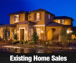 Existing Home Sales Second Highest Level Since 2009