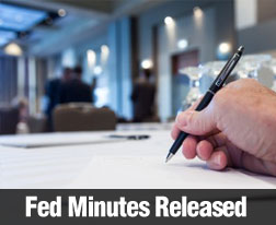Fed Meeting Minutes Display Strong Signs Of Economic Receovery
