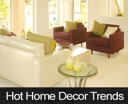 2014 Cutting Edge Home Decor Trends