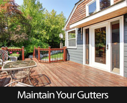 How To Maintain Your Gutters