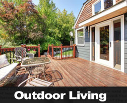 Create an Outdoor Living Space for Your Home