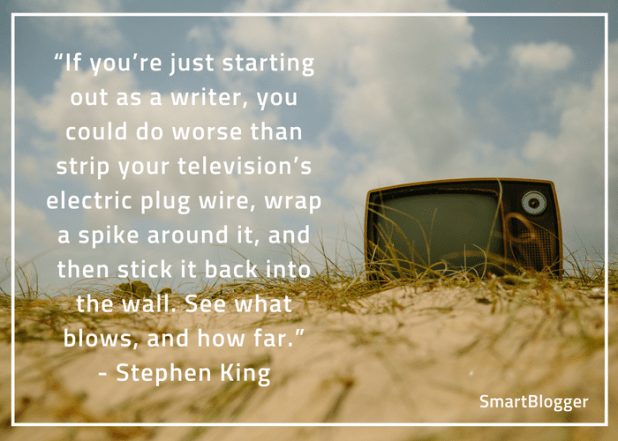 Stephen King Quote #6
