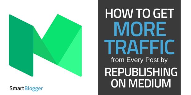 Republishing on Medium