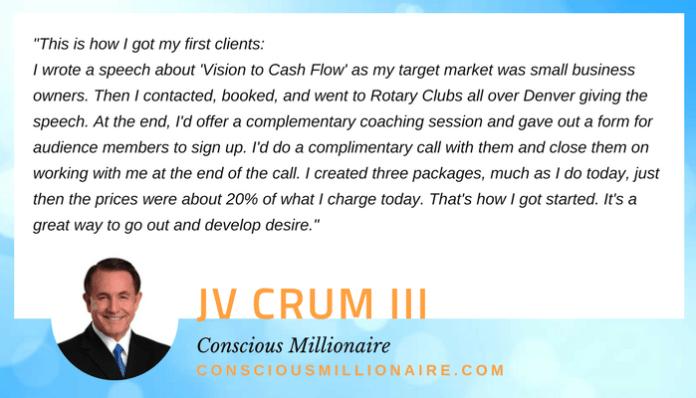 JV Crum III quote