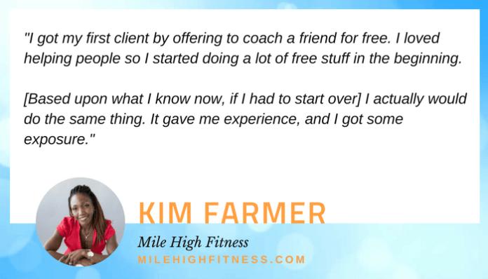 Kim Farmer quote