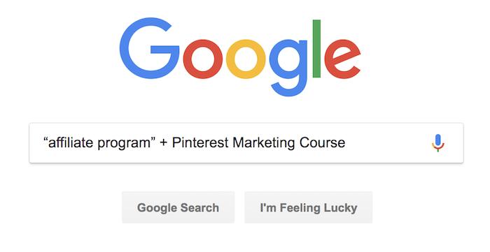 Google per affiliato commerciante