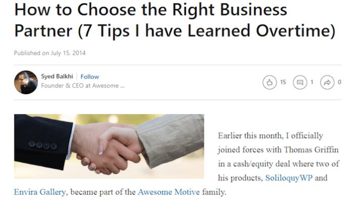 Why you should use LinkedIn