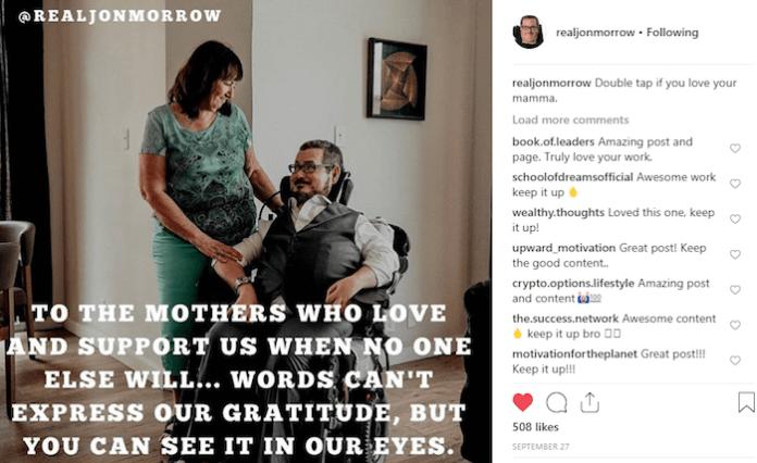Instagram - Best platform for visuals