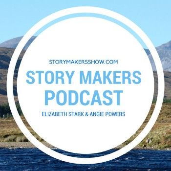 Writing Podcasts: Story Makers Podcast