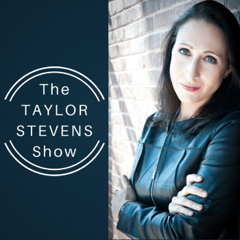 Writing Podcasts: The Taylor Stevens Show