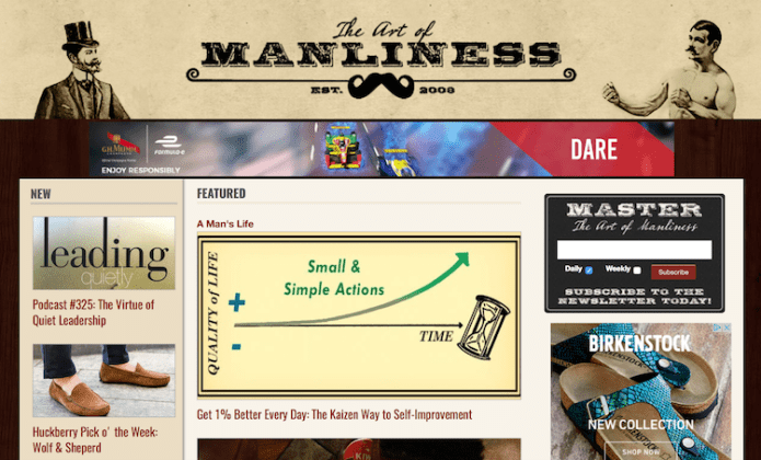 005 art of manliness