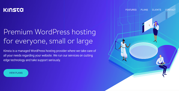 Kinsta Hosting Review - Managed WordPress Hosting