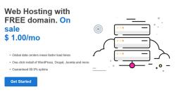 GoDaddy Web Hosting Promo Code Deal