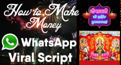 How to Make Money with WhatsApp Viral Script
