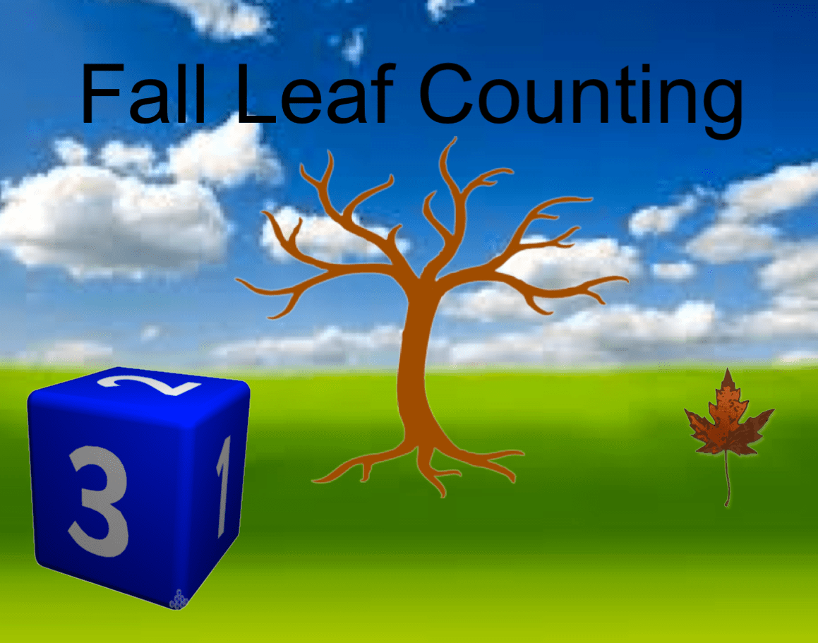 Fall Counting Smart Notebook Smart Board Ideas