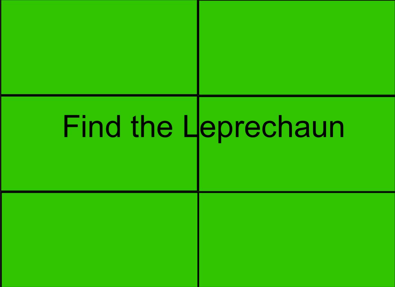 Find The Leprechaun Smart Notebook Smart Board Ideas