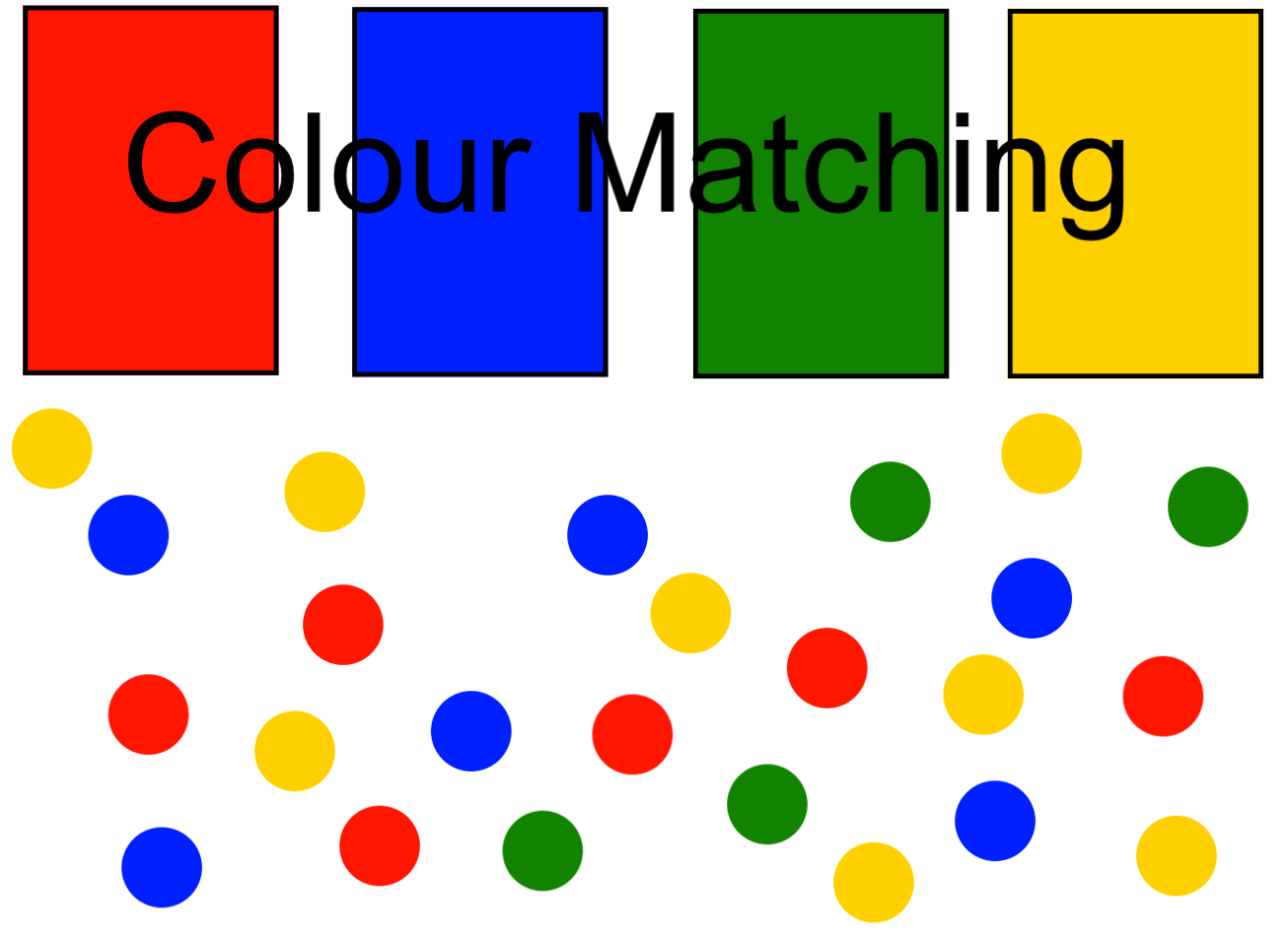 Colour Matching Smart Notebook Smart Board Ideas