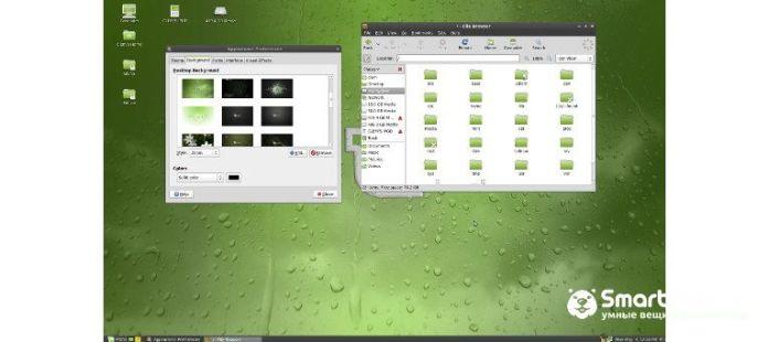операционные системы Linux Mint