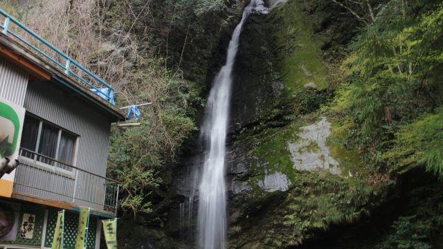 琵琶の滝 Biwa Falls