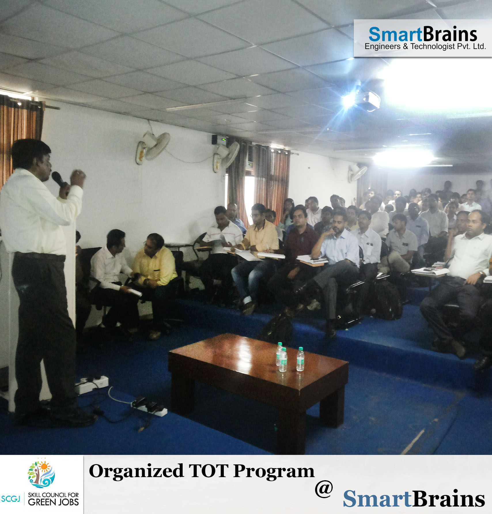 A Govt Certified Engineering Training Company Smart