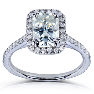 think outside the box 6 non diamond engagement rings under 1000 - Wedding Rings Under 1000