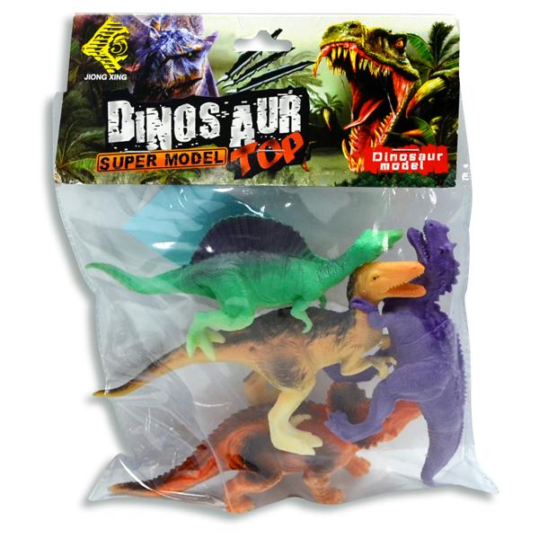 Dinosaurios varios
