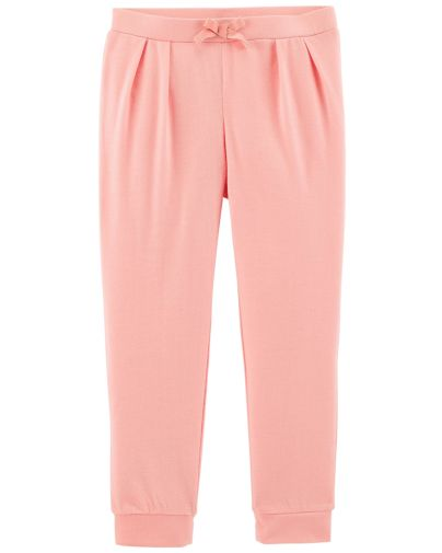 Pull-On Jersey Joggers rosa