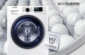 masina de spalat eco bubble