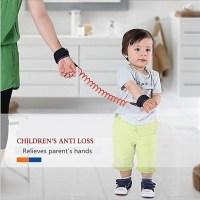 Βραχιόλι Ασφαλείας Παιδιού με Σπιράλ Καλώδιο Child Anti Lost Strap