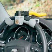 Αντικλεπτικό Μπαστούνι Αυτοκινήτου Για Τιμόνι - Ταμπλό με Απαραβίαστη Κλειδαριά