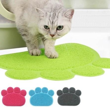 Αντιολισθητικό Χαλάκι Για Λεκάνη Γάτας 40x30cm Nunbell