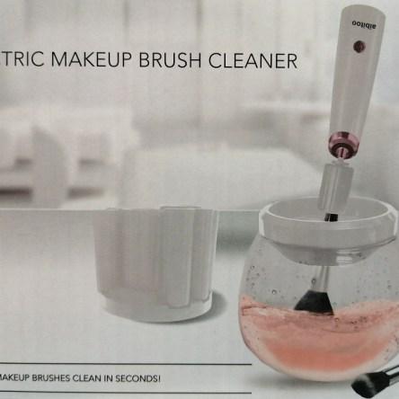 Ηλεκτρική Συσκευή Καθαρισμού Πινέλων Μακιγιάζ Aibitoo LY-50289