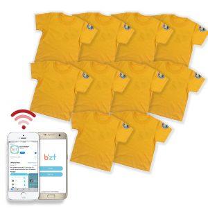 groupshirt10 - yellow