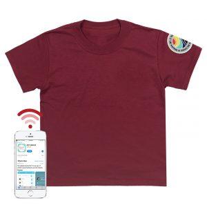 Tshirt1 burgundy