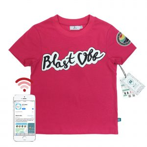 t-shirt front pink
