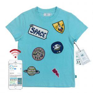 t-shirt front sky