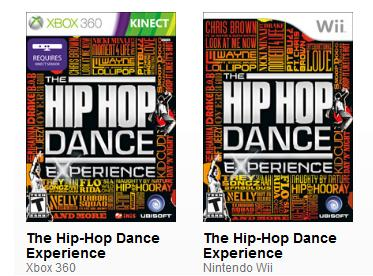 EB Games Canada Hip Hop Dance Experience For XB360 Kinect