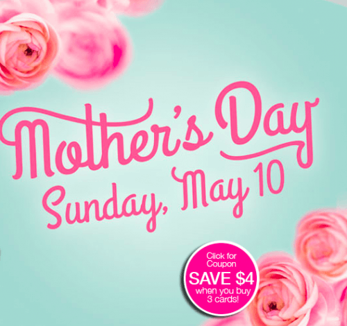 Carlton Cards Canada Mother's Day Coupons: Buy 3 Carlton ...