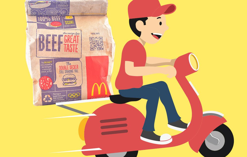 Mcdonalds Canada Delivery Opening Up In Canada And More