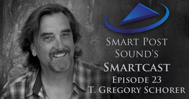 SPS023: Supervising Sound Editor Greg Schorer