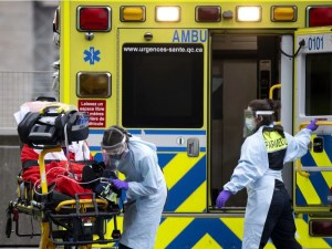 Quebec exceeds a total of 200,000 COVID-19 cases during New Year's Eve