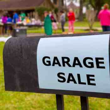10 Tips To Have A Money Maker Garage Sale