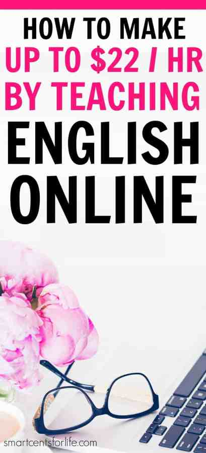 How to make up to $22 per hour by teaching English online