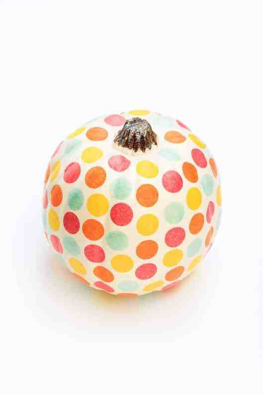 Have a fun Halloween with Easy Pumpkin decorating ideas, no carve needed