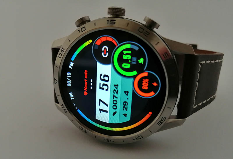 DT NO.1 DT70 (KK70) review: decent functional and stylish smartwatch for $ 40 5