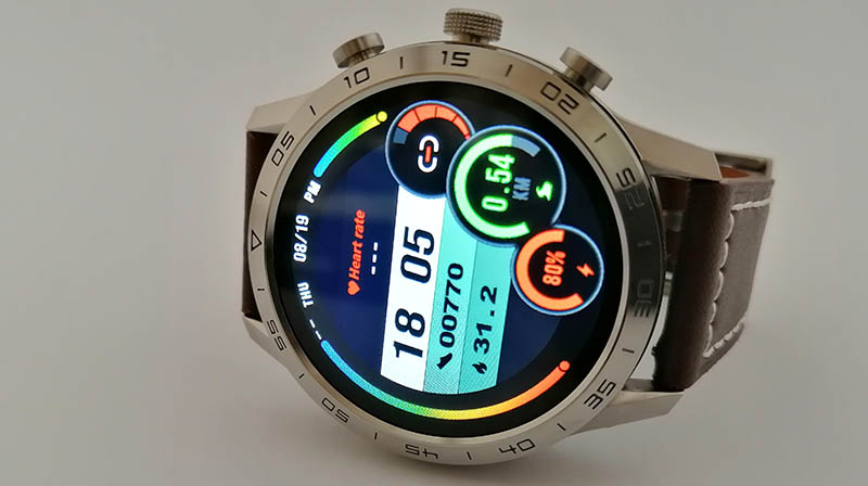 DT NO.1 DT70 (KK70) review: decent functional and stylish smartwatch for $ 40 7
