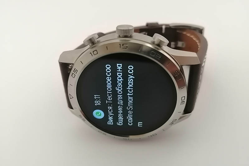 DT NO.1 DT70 (KK70) review: decent functional and stylish smartwatch for $ 40 8
